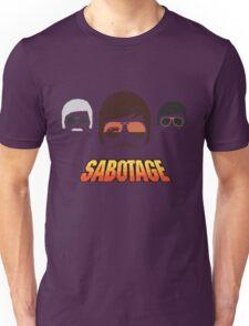 Beastie Boys - Sabotage Cartoon Unisex T-Shirt