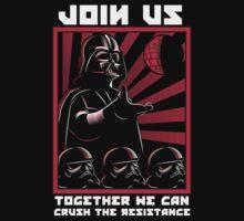 Crush the resistance T-Shirt