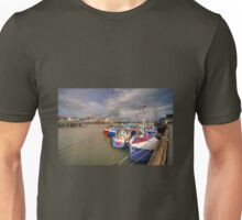Bridlington Harbour  Unisex T-Shirt