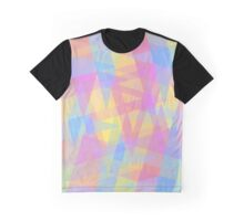 Triangle Jumble 2 Graphic T-Shirt