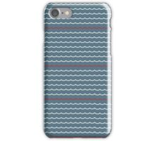 Nautical Waves: Portion of Sale goes to Clean Water iPhone Case/Skin