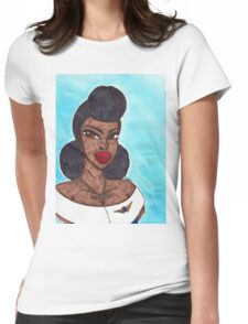 Queen of the Air Womens Fitted T-Shirt