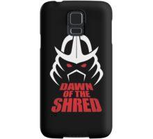 Dawn of the Shred Samsung Galaxy Case/Skin