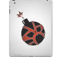 BIG Bomb iPad Case/Skin