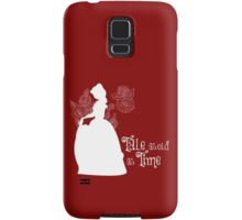 Tale as old as Time... Samsung Galaxy Case/Skin