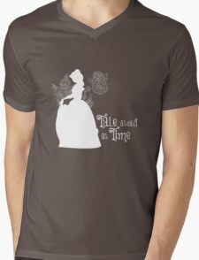 Tale as old as Time... Mens V-Neck T-Shirt