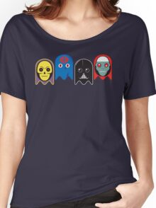 The Ghosts of Evil Men Women's Relaxed Fit T-Shirt