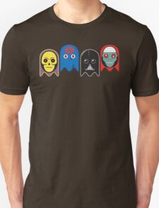 The Ghosts of Evil Men Unisex T-Shirt