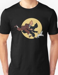 Tin tin & Snowy T-Shirt