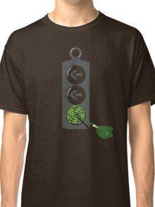 Left Arrow Classic T-Shirt