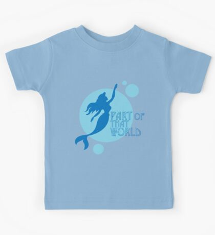 Part of That World Kids Tee