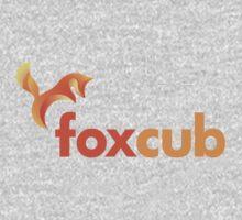 FoxCub Logo 2 Kids Tee