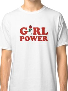 Girl Power Classic T-Shirt