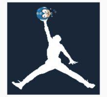 Jumpman's Revenge (Sticker) by thom2maro