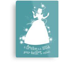 A Dream is a Wish... Metal Print