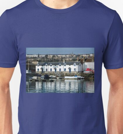 Dock Worker's Cottages in Bristol Unisex T-Shirt