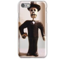 Day of the Dead Wedding #2 iPhone Case/Skin