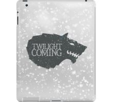 Twilight is Coming iPad Case/Skin