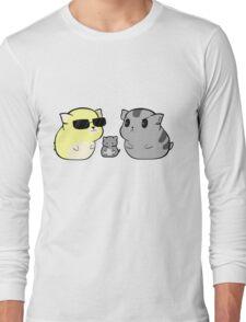 Hamsters DaveKat Long Sleeve T-Shirt