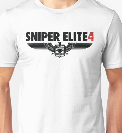Sniper Elite 4 Unisex T-Shirt