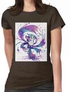 Mimikyu Used Never Ending Nightmare!! Womens Fitted T-Shirt