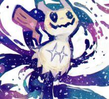 Mimikyu Used Never Ending Nightmare!! Sticker