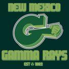 New Mexico GAMMA RAYS by thom2maro