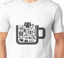 User a cup Unisex T-Shirt