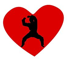 Martial Artist Heart by kwg2200