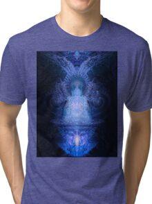 Deimatic Deity Tri-blend T-Shirt