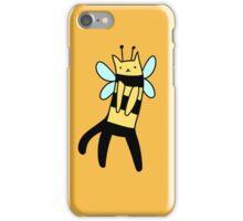 Bumblebee Long Cat iPhone Case/Skin