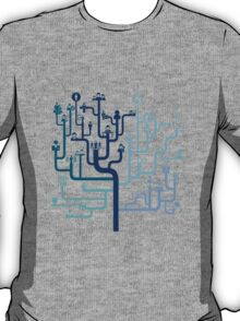 User a labyrinth T-Shirt