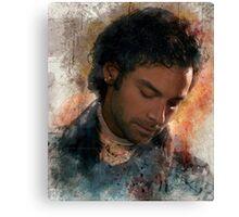 M'aingeal Canvas Print