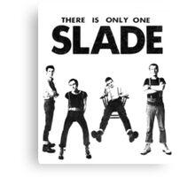 SkinHead Slade Canvas Print
