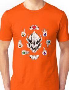 GASTER - God of Permadeath (FILLED) Unisex T-Shirt
