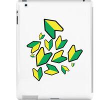 Jdm leaf iPad Case/Skin