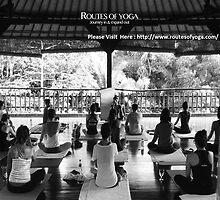 Yoga Retreat Nepal by logoinventory