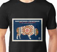 DMB & TIM Reynolds  Neko Case Ledisi Lakota Thunder DAR Constitution Hall Washington DC Unisex T-Shirt