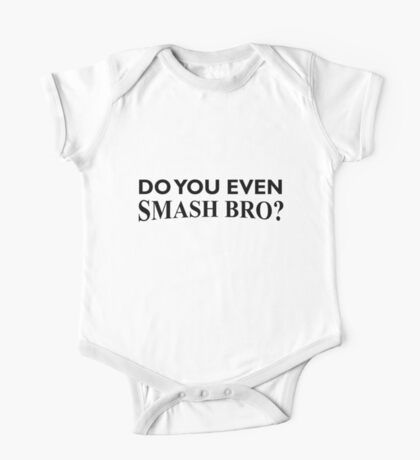 Do You Even Smash Bro? One Piece - Short Sleeve