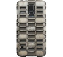 Binary Concrete Samsung Galaxy Case/Skin