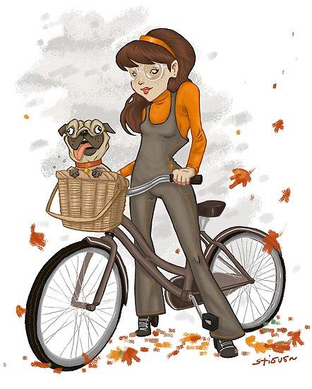 Autumn ride by stieven