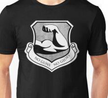 No Guns No Glory Unisex T-Shirt