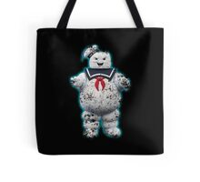 Vintage Stay Puft Marshmallow Man Tote Bag