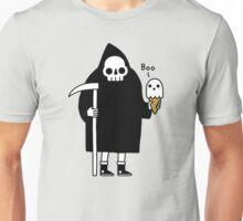 Spooky Ice Cream Cone Unisex T-Shirt