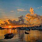 A royal Sun set.. by buddybetsy