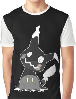 Pokemon Sun / Moon - Happy Mimikyu :) Graphic T-Shirt
