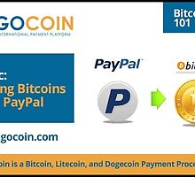 Buying Bitcoins with Paypal by Brainsmith