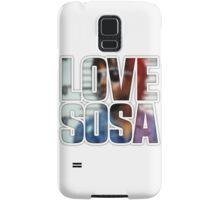 Love Sosa v2 Samsung Galaxy Case/Skin