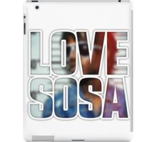 Love Sosa v2 iPad Case/Skin