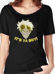 Pokemon Sun and Moon - It's Ya Boy, Guzma Women's Relaxed Fit T-Shirt